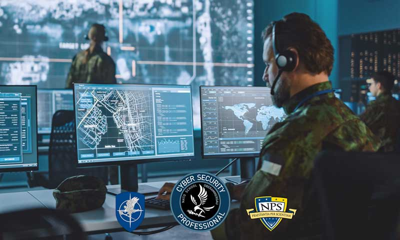 NPS Collaboration Keeps NATO Up To Speed in Cyber Security