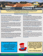 Distance Learning Fall 2015 Image