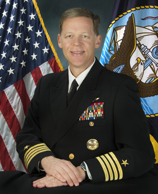 Capt. Mike Ward