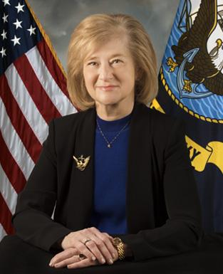 Dr. Ann E. Rondeau, Vice Adm. (ret.)
