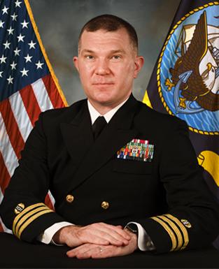 CDR Stephen Murray, JAGC