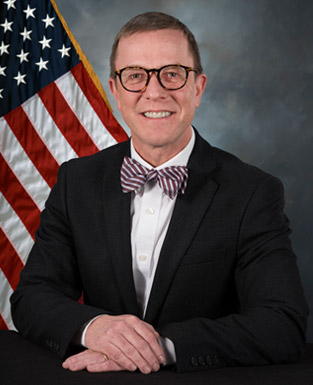 University Librarian Thomas Rosko