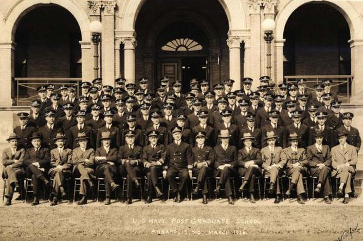Historical Alumni Photo