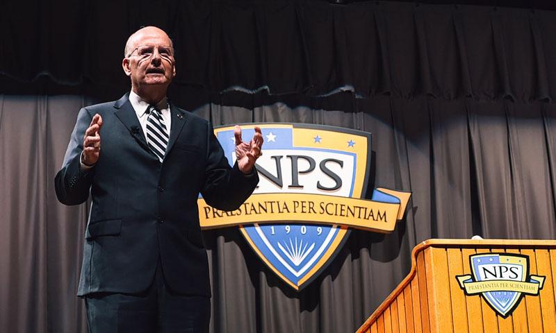 NPS Honors Summer Graduates During Quarterly Ceremony WEB2