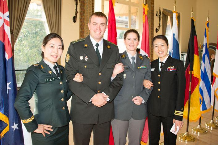 International Graduation Awards and Luncheon Fall 2018
