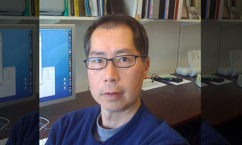 DURIP Award winner Oceanography Professor Ching-Sang Chiu, Director of the NPS Coastal Ocean-Acoustic Center.