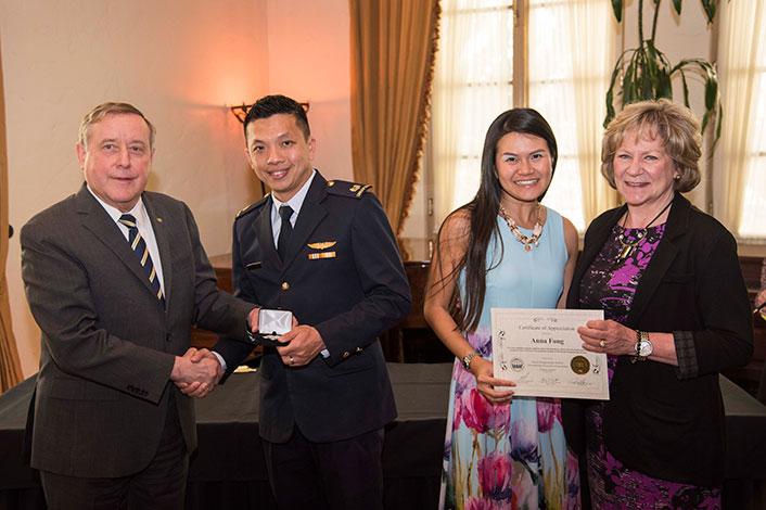 International Graduation Awards and Luncheon Winter 2018