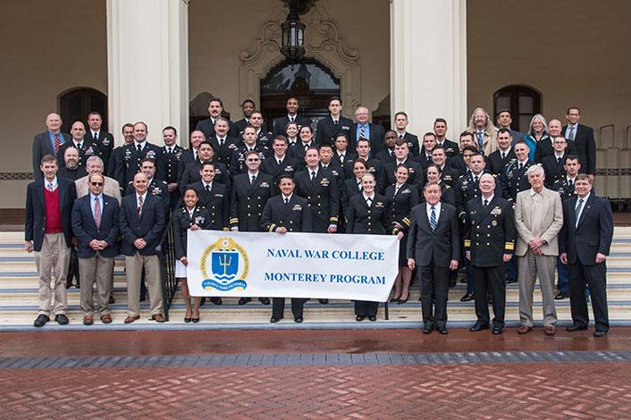 Naval War College Winter 2018
