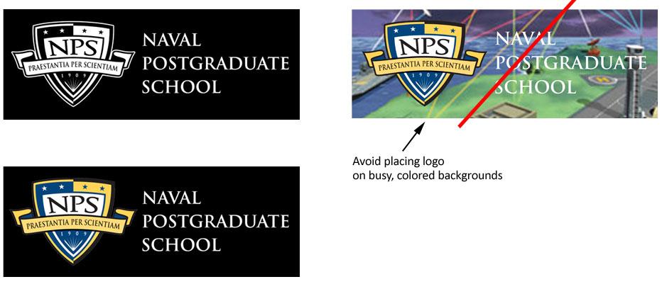 Reversed Logo Colors