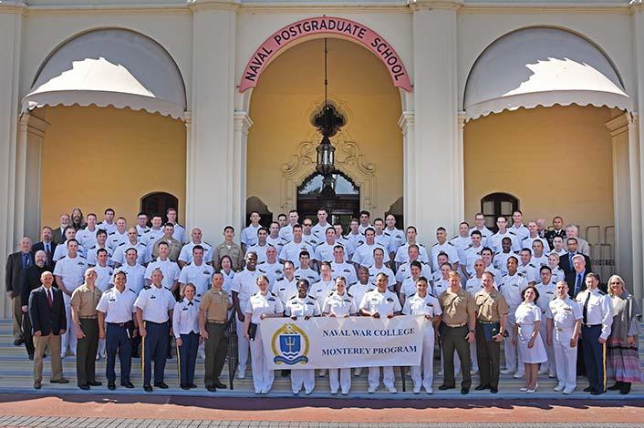 Naval War College Spring 2018