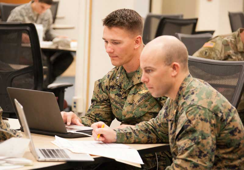 Naval Postgraduate School - Academic Groups