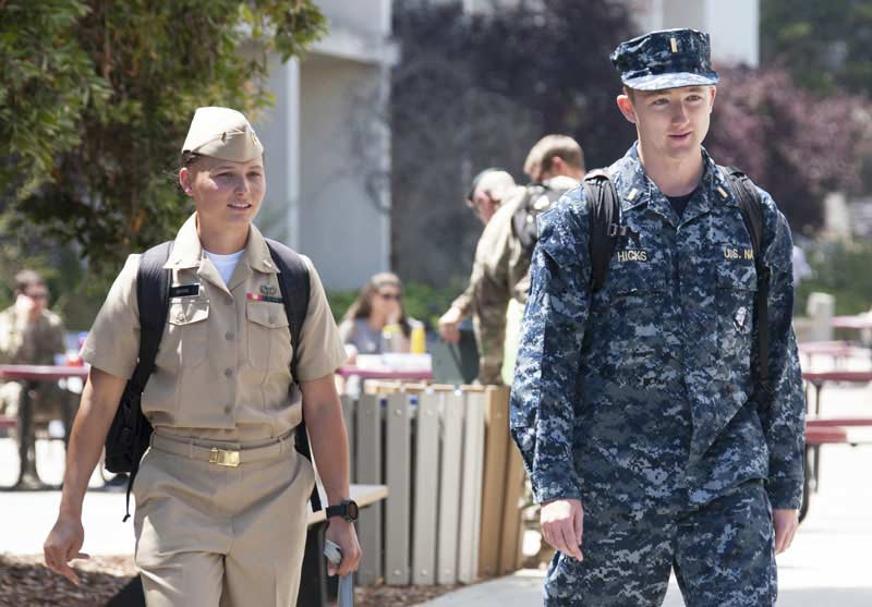 Naval Postgraduate School - Schools and Departments