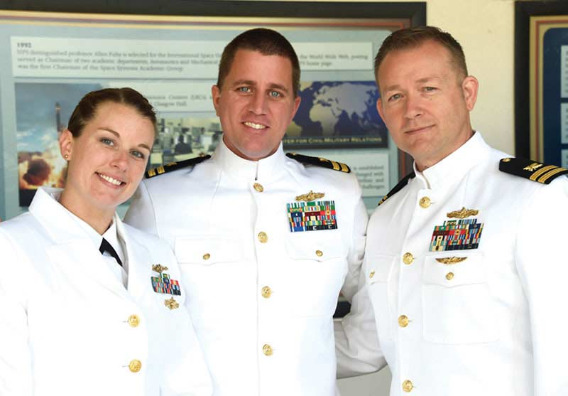 Naval Postgraduate School - Annual Report