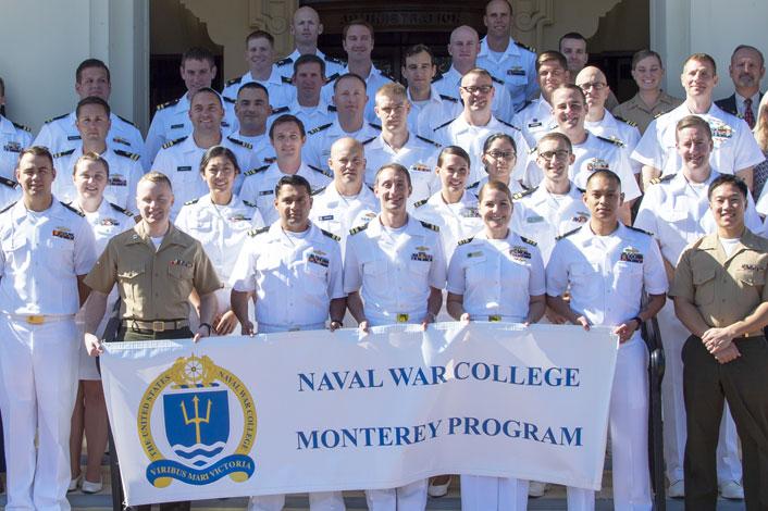 Naval War College Summer 2018