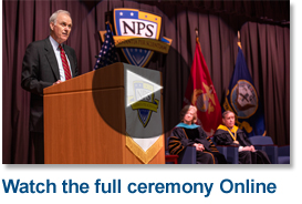Watch the full ceremony online