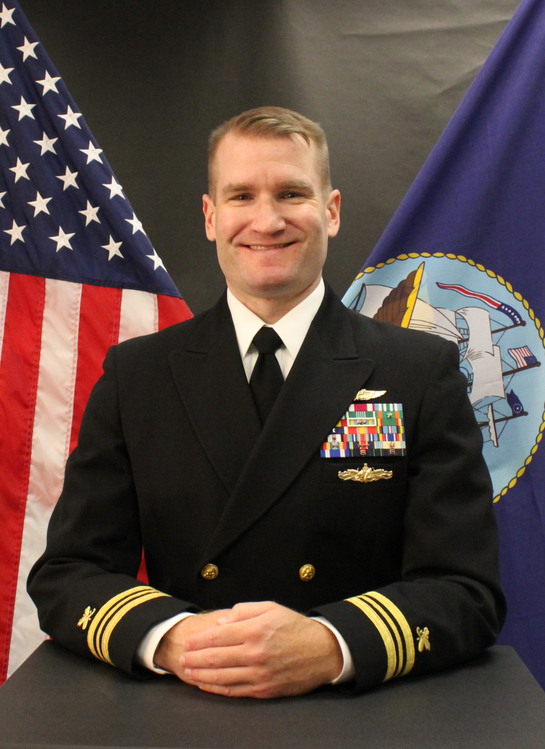 LCDR David Tully