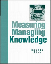 Housel--Measuring and managing Knowledge cover