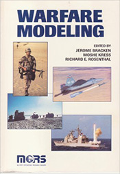 "Cover ""Warfare Modeling"""