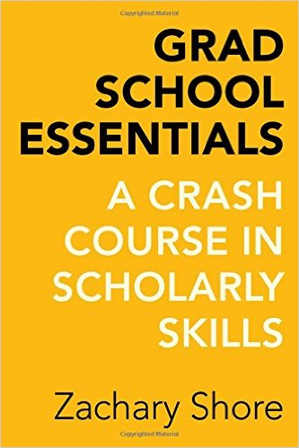 Grad School Essentials cover