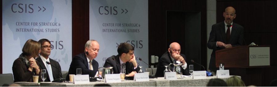 Photo from December 2014 PASCC Event at CSIS