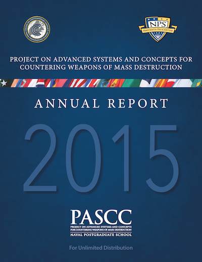 2015 PASCC Annual Report Cover