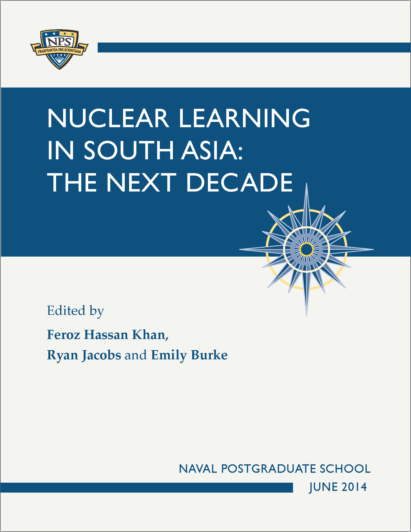 Nuclear Learning Report Cover