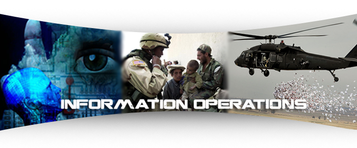 Photo banner showing operational IO applications