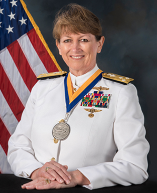 Vice Admiral Jan E. Tighe