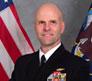 Navy Rear. Adm. John T. Palmer
