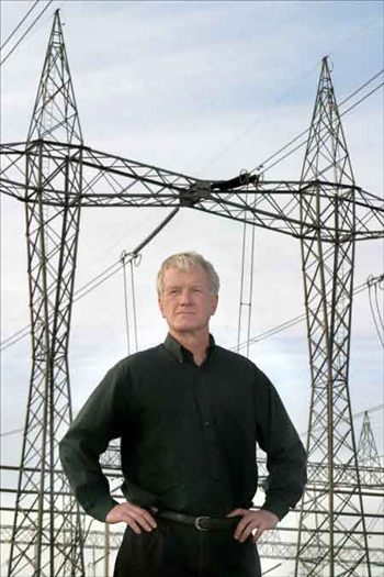 Electrical transmission towers