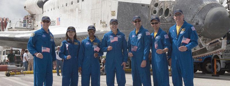 U.S. Astronauts