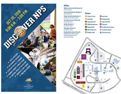 Discover NPS Day Brochure/Schedule