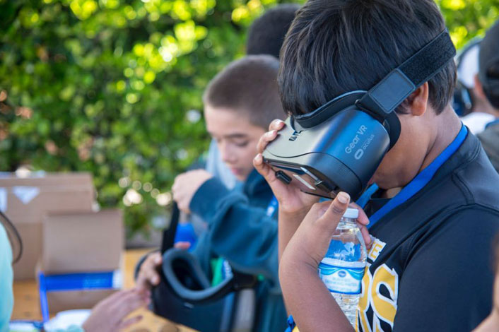 Discover NPS Day Gallery - Virtual Reality