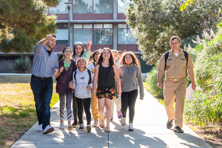Discover NPS Day 2019 - AroundCampus