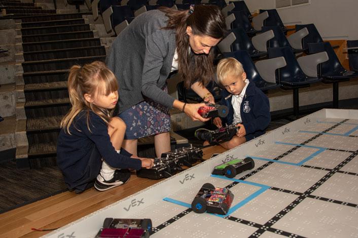 Discover NPS Day 2019 - Robotics