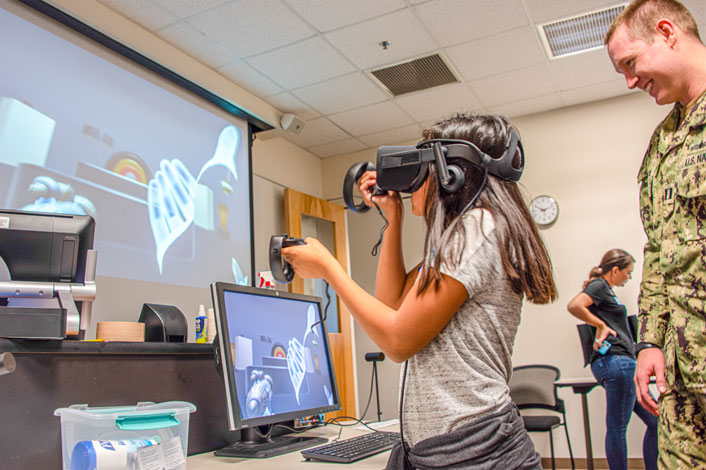 Discover NPS Day 2019 - VR
