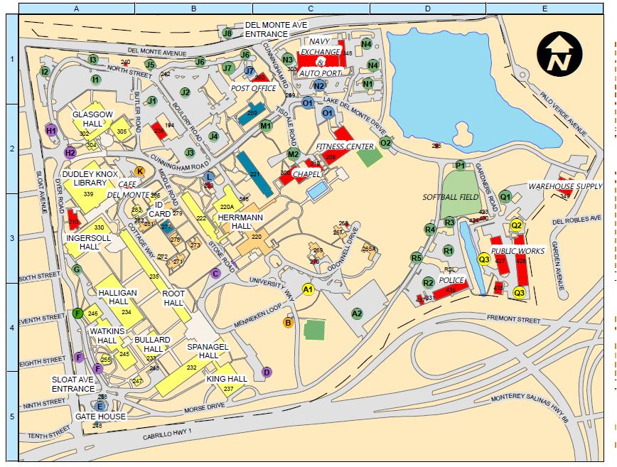 Campus Zones