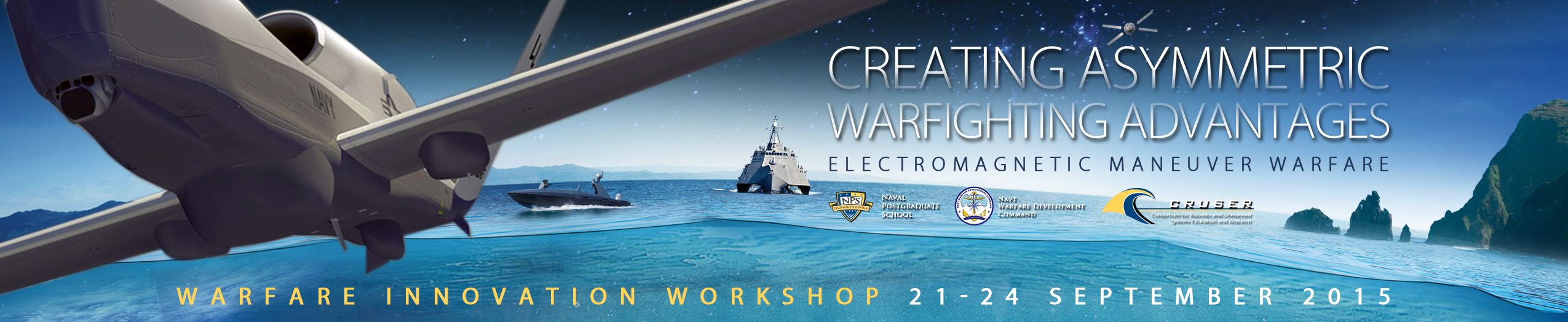 Workshop banner 2015
