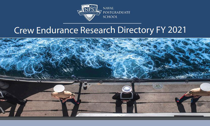 Download: Crew Endurance Research Directory FY2021