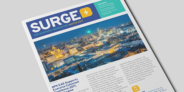 Image of Surge Quarterly Newsletter