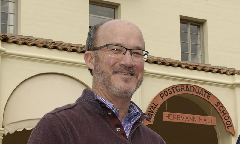 NWC Monterey Professor Honored with SNA Award