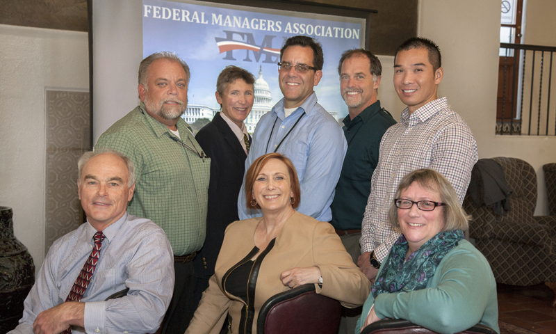Federal Managers Association Welcomes NPS Chapter