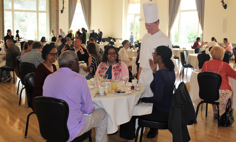 Sunday Brunch Returns to Historic Hotel Del Monte