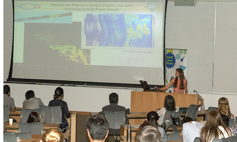 NPS, CSUMB Interns Close-Out Summer With Research Symposium
