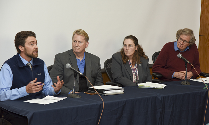 NPS Hosts Panel Discussion on Role of Big Data in Ocean Policy