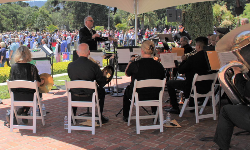 Memorial Day Concert on the Lawn Returns to Hotel Del Monte