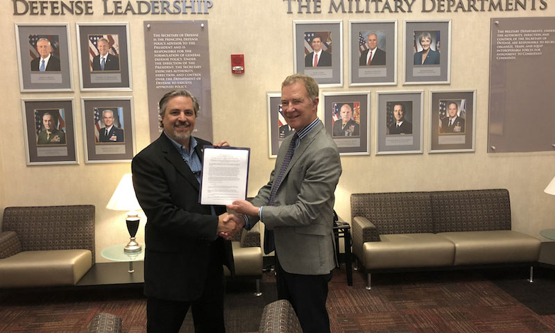 MOU Provides New Opportunities for Army Acquisitions