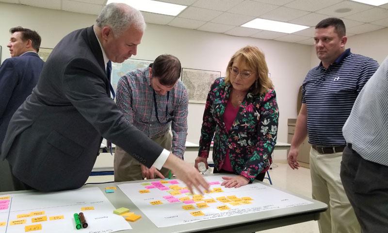 NWDC/NPS Strategic Comms Collaboration Focuses Warfighting Capability