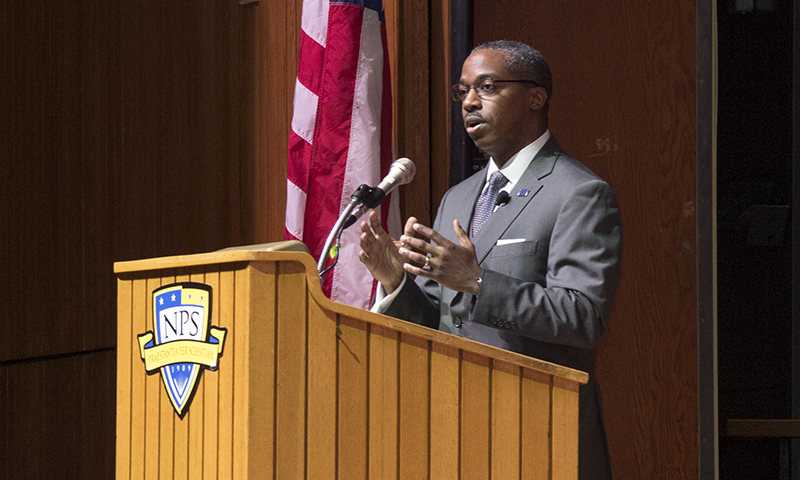 Ambassador Reuben Brigety II Discusses Foreign Policy, Student Responsibilities During SGL