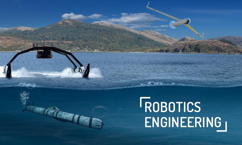 New NPS Robotics Engineering Certificate Underway